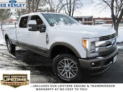 2019 Ford Super Duty F-350 SRW King Ranch Truck