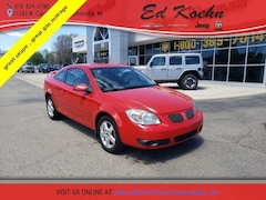 2009 Pontiac G5 Base Coupe