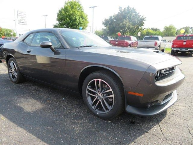 New 2019 Dodge Challenger GT AWD Coupe Near Grand Rapids