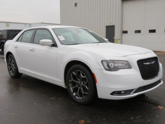 Used 2017 Chrysler 300 S Sedan Near Grand Rapids