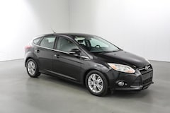 2012 Ford Focus 5dr HB SEL Car