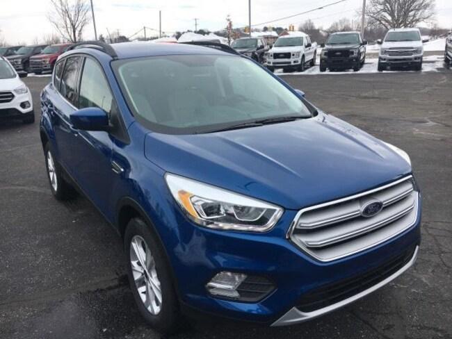 New 2019 Ford Escape SEL SUV For Sale Greenville, MI