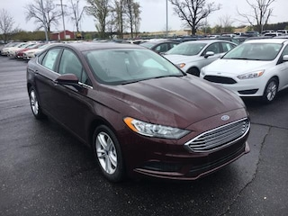 New 2018 Ford Fusion SE Sedan For Sale Greenville MI