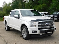 2015 Ford F-150 4WD Supercrew 145 Platinum Crew Cab Pickup