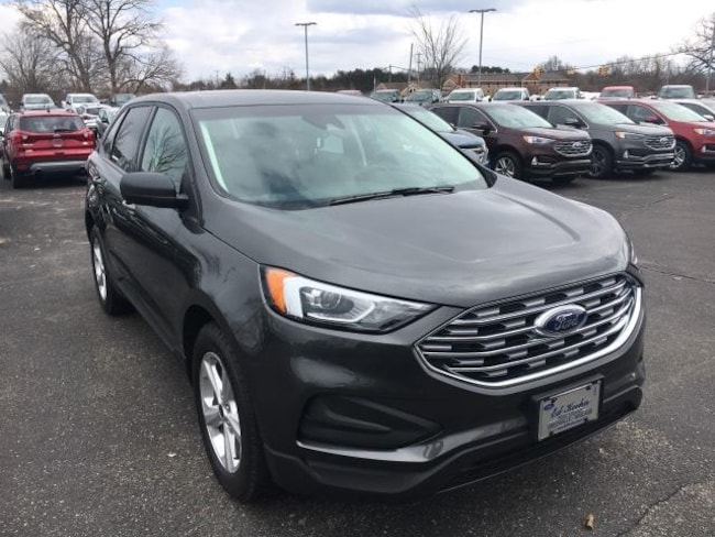 New 2019 Ford Edge SE Crossover For Sale Greenville, MI