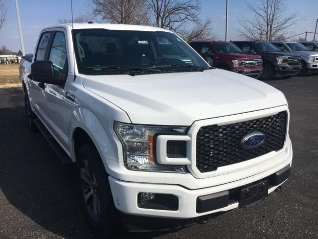 New 2019 Ford F-150 STX Truck For Sale Greenville, MI