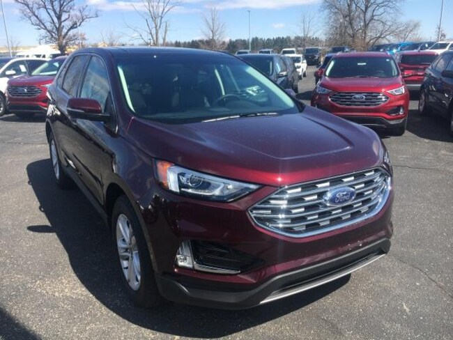 New 2019 Ford Edge SEL Crossover For Sale Greenville, MI