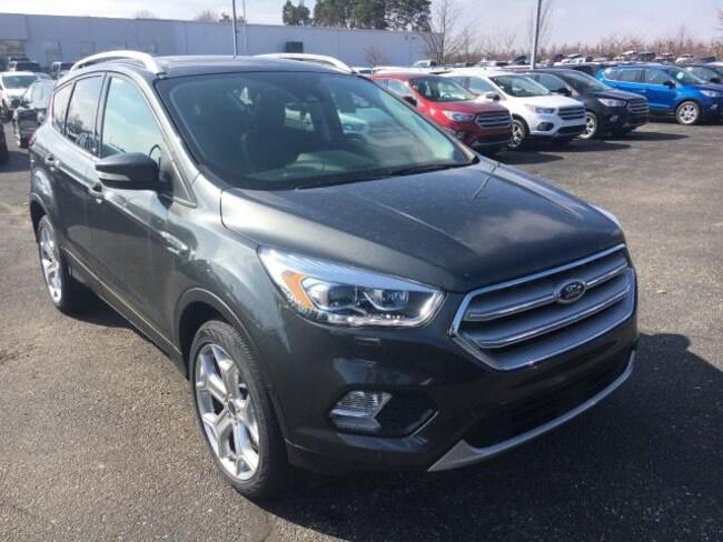 New 2019 Ford Escape Titanium SUV For Sale Greenville, MI
