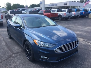 New 2019 Ford Fusion SE Sedan For Sale Greenville MI