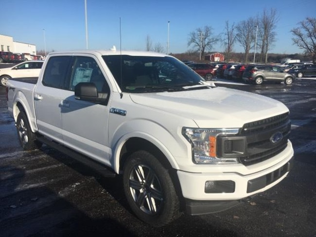 New 2018 Ford F-150 XLT Truck For Sale Greenville, MI
