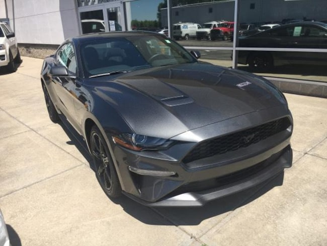 New 2018 Ford Mustang Ecoboost Coupe For Sale Greenville, MI