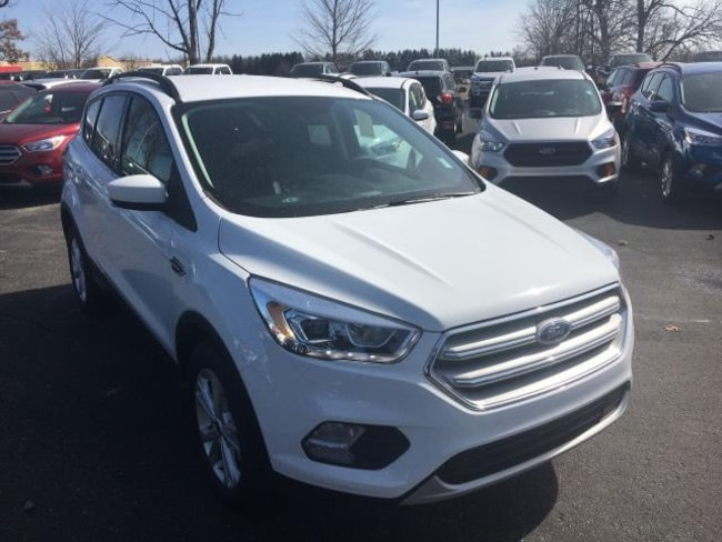 New 2019 Ford Escape SEL SUV For Sale Greenville, MI