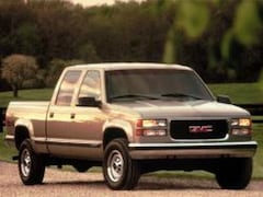 1998 GMC Sierra 1500 Ext Cab 141.5 WB 4WD Extended Cab Pickup