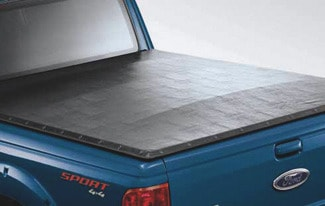 2019 F-150 Soft Roll-Up Tonneau Cover