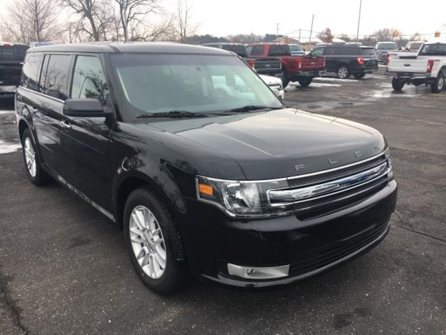 New 2019 Ford Flex SEL Crossover For Sale Greenville, MI