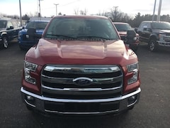 2015 Ford F-150 4WD Supercrew 145 Lariat Crew Cab Pickup