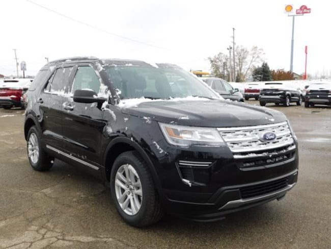 New 2019 Ford Explorer XLT SUV For sale/lease Wayland, MI