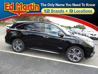 New luxury Acura cars 2018 Acura MDX SH-AWD with Technology Package SUV for sale near you in Indianapolis, IN