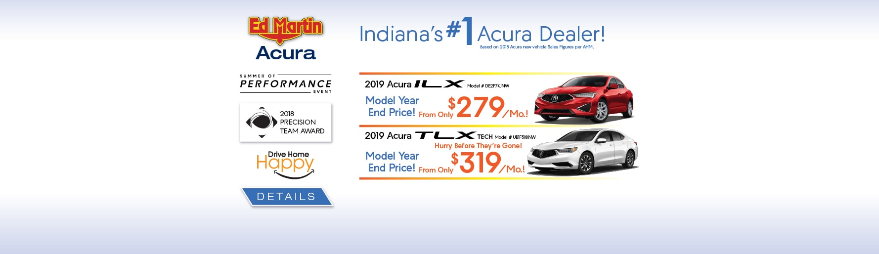 New and Used Acura Dealer Indianapolis | Ed Martin Acura