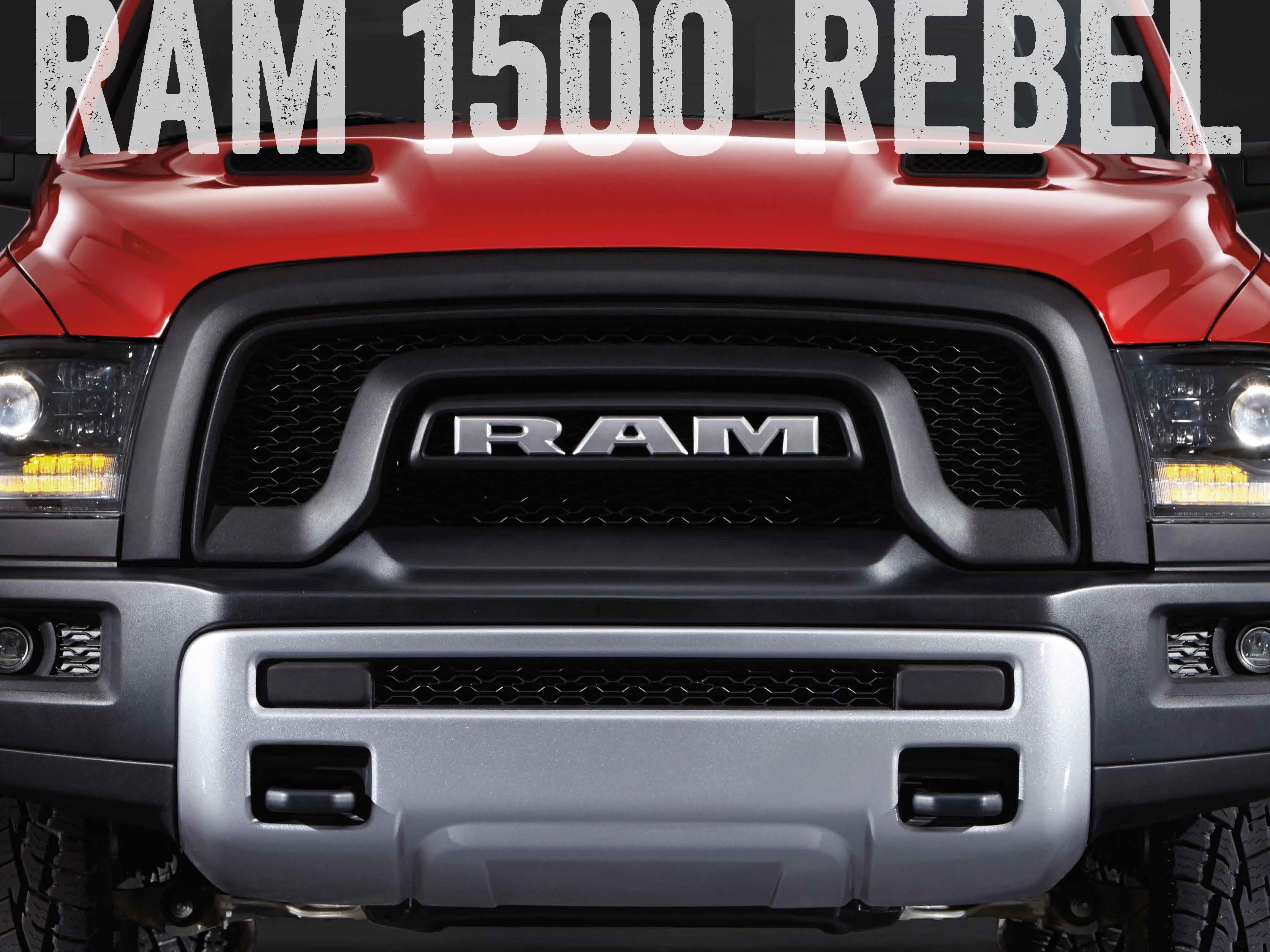 All New RAM 1500 Rebel for Sale RAM 1500 Dealer in Anderson IN