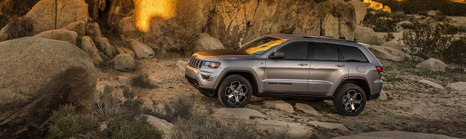 2018 Jeep Grand Cherokee SUV Inventory For Sale In Anderson, IN.