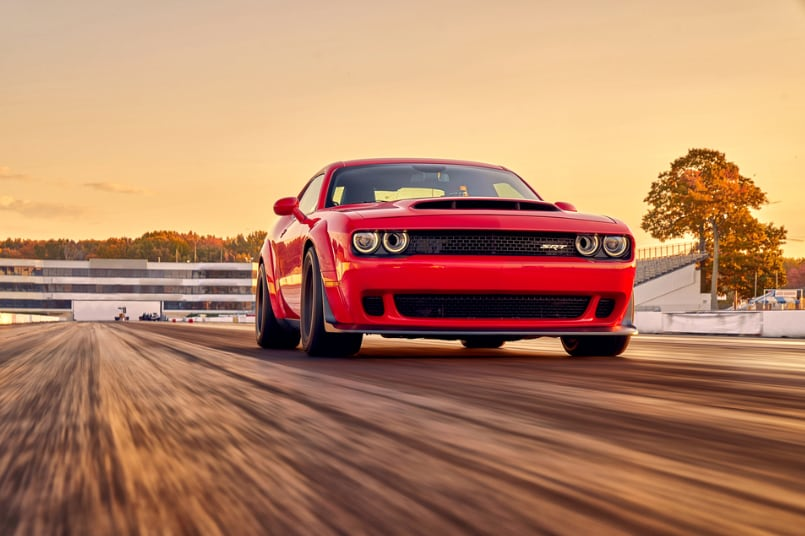Buy Or Lease A New Dodge Challenger For Sale Near Indianapolis