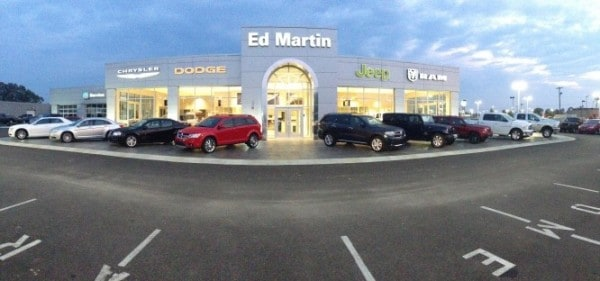 Dodge Dealership Indianapolis >> Ed Martin Chrysler Dodge Jeep Ram | New & Used Car ...
