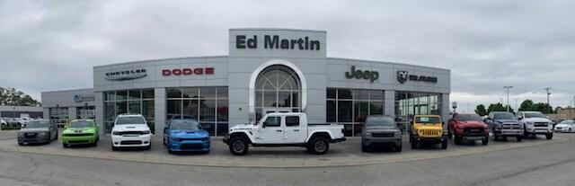 Dodge Dealership Indianapolis >> Ed Martin Chrysler Dodge Jeep Ram New Used Car Dealership