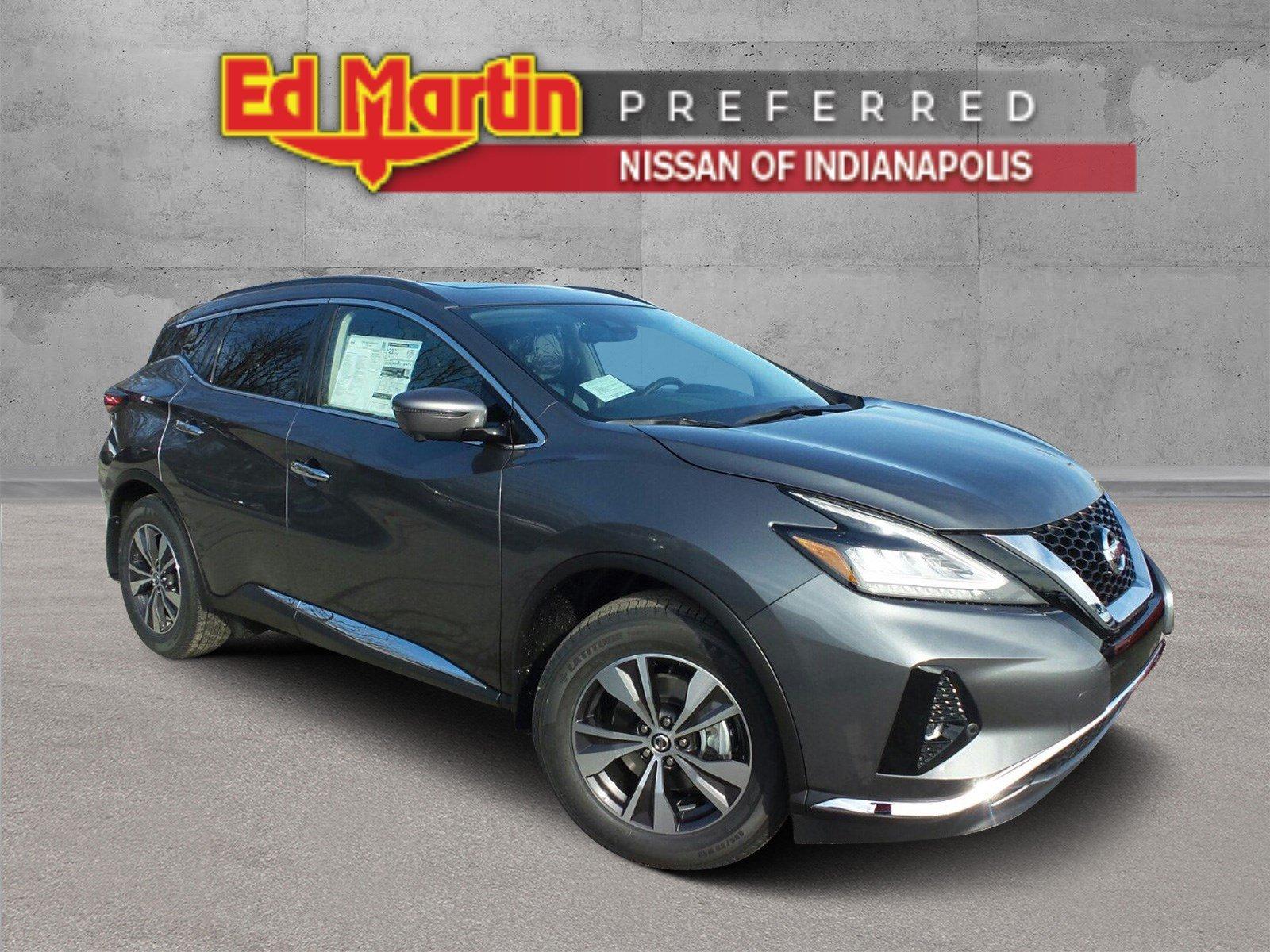 2019 Nissan Murano For Sale in Anderson IN | Ed Martin ...