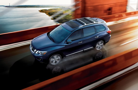 Nissan Pathfinder Lease >> Buy Or Lease A New Nissan Pathfinder For Sale In Indianapolis