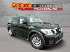 New Nissan cars, trucks, and SUVs 2020 Nissan Armada SV SUV for sale near you in Anderson, IN