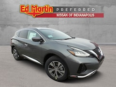 New Nissan cars, trucks, and SUVs 2020 Nissan Murano S SUV for sale near you in Anderson, IN