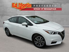 New Nissan cars, trucks, and SUVs 2020 Nissan Versa 1.6 SV Sedan for sale near you in Anderson, IN