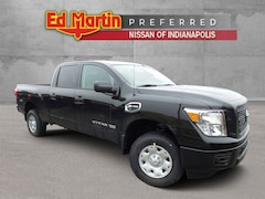 New Nissan cars, trucks, and SUVs 2019 Nissan Titan XD S Diesel Truck Crew Cab for sale near you in Anderson, IN