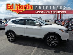New Nissan cars, trucks, and SUVs 2019 Nissan Rogue Sport SL SUV for sale near you in Anderson, IN