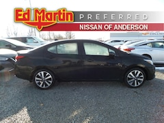 New Nissan cars, trucks, and SUVs 2020 Nissan Versa 1.6 SR Sedan for sale near you in Anderson, IN