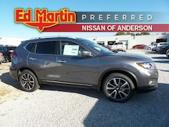 New Nissan cars, trucks, and SUVs 2020 Nissan Rogue SL SUV for sale near you in Anderson, IN