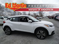New Nissan cars, trucks, and SUVs 2019 Nissan Kicks SV SUV for sale near you in Anderson, IN