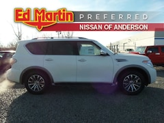 New Nissan cars, trucks, and SUVs 2020 Nissan Armada SL SUV for sale near you in Anderson, IN