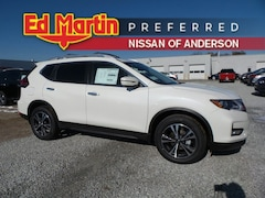 New Nissan cars, trucks, and SUVs 2020 Nissan Rogue SV SUV for sale near you in Anderson, IN