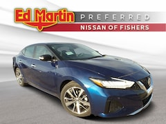 New Nissan cars, trucks, and SUVs 2020 Nissan Maxima 3.5 SL Sedan for sale near you in Anderson, IN