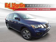 New Nissan cars, trucks, and SUVs 2020 Nissan Pathfinder S SUV for sale near you in Anderson, IN
