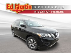 New Nissan cars, trucks, and SUVs 2020 Nissan Pathfinder SV SUV for sale near you in Anderson, IN