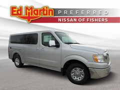 New Nissan cars, trucks, and SUVs 2019 Nissan NV Passenger NV3500 HD SV V6 Van for sale near you in Anderson, IN