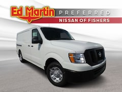 New Nissan cars, trucks, and SUVs 2019 Nissan NV Cargo NV2500 HD SV V6 Van Cargo Van for sale near you in Anderson, IN