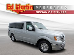 New Nissan cars, trucks, and SUVs 2019 Nissan NV Passenger NV3500 HD SL V8 Van for sale near you in Anderson, IN