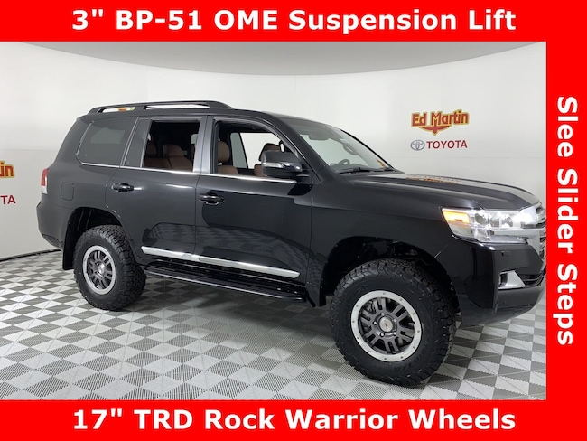 New 2019 Toyota Land Cruiser For Sale Noblesville In