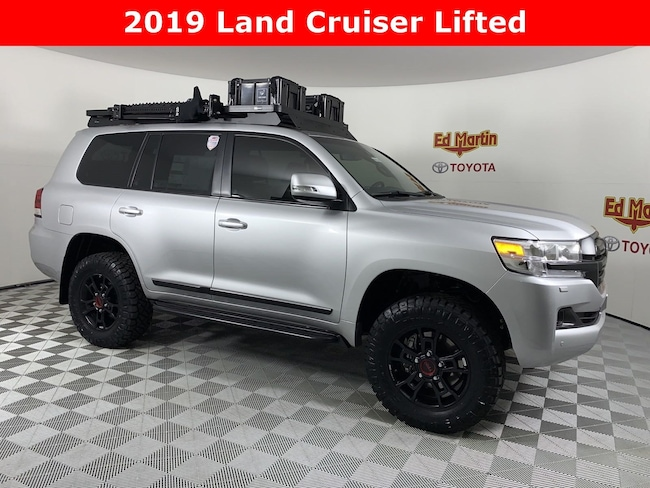 New 2019 Toyota Land Cruiser For Sale | Noblesville IN