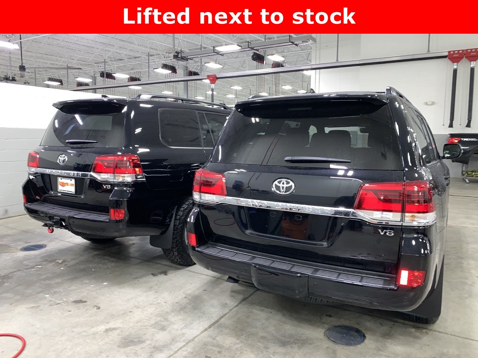 New 2019 Toyota Land Cruiser For Sale at Ed Martin Auto