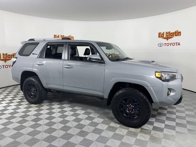 2017 Toyota 4runner Trd Pro For Sale >> Used 2017 Toyota 4runner For Sale Noblesville In